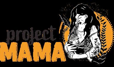 Project MAMA Logo